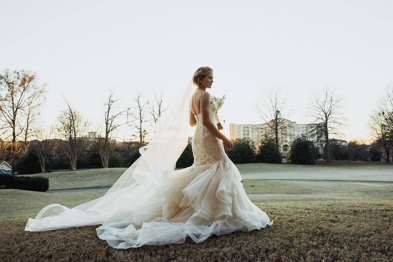 Bride Melissa