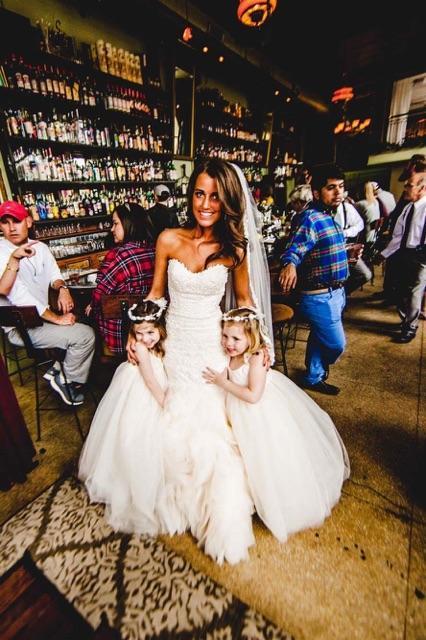 Bride Courtney 11