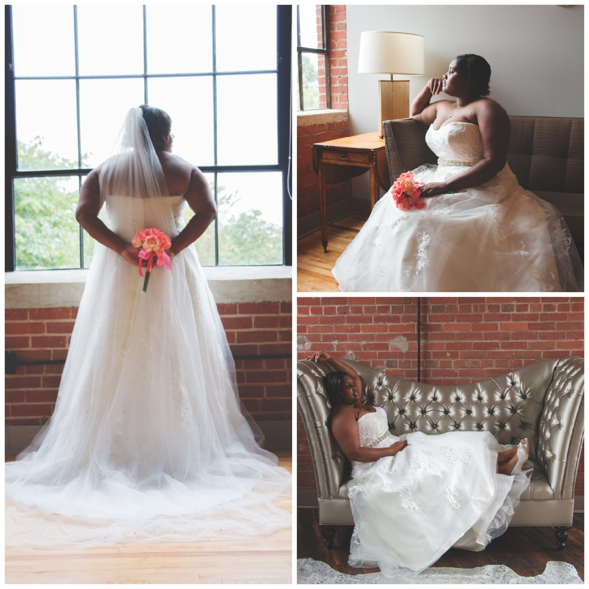 "Beautiful ""Classic Bride"" Nerissa"