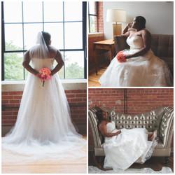 "Beautiful ""Classic Bride"" Nerissa"