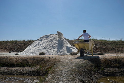 Saisonnier du sel