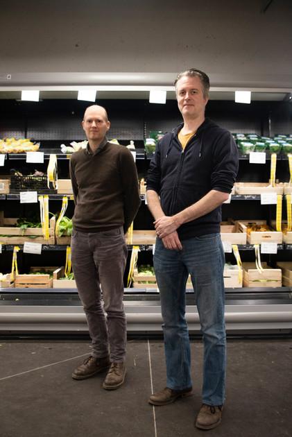 Tom Boothe et Brian Horihan