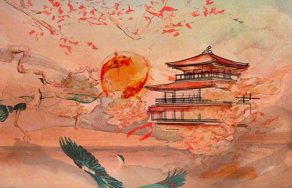 East Asian Print