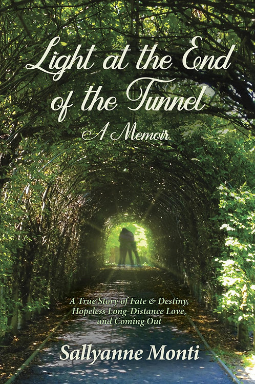 Autographed Hardcover Light at the End of the Tunnel, A Memoir