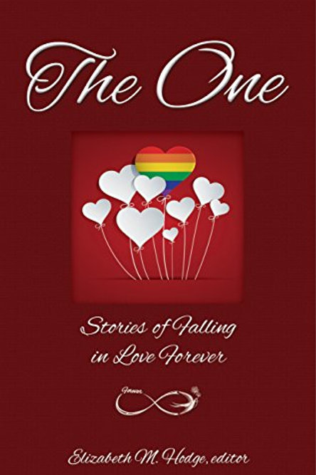 Autographed Paperback The One: Stories of Falling in Love Forever