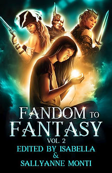 Fandom Anthology Cover