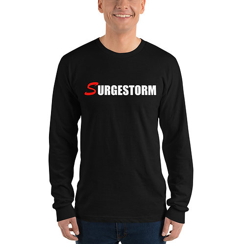Unisex Long sleeve SurgeStorm T-shirt