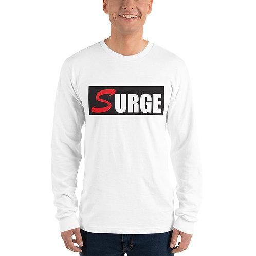 Mens Long sleeve Surge T-shirt