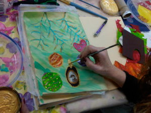 Art Journaling Workshops/Courses