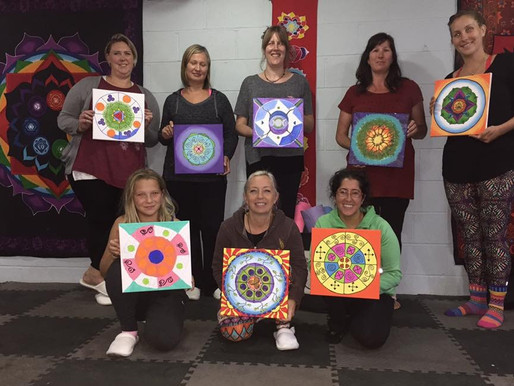 Women's On-Line Creative Circles