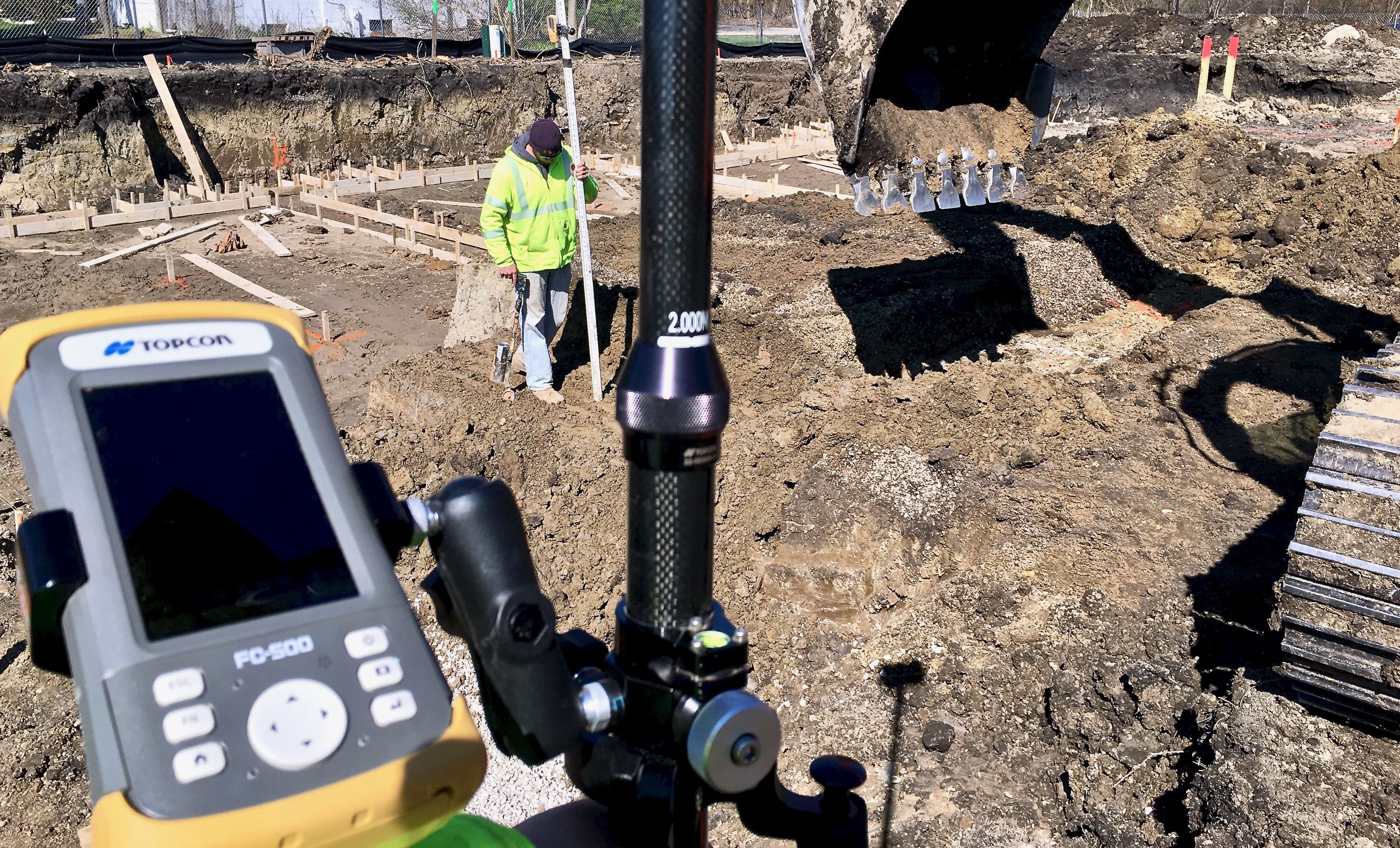 Newberg Construction Topcon 4414 2