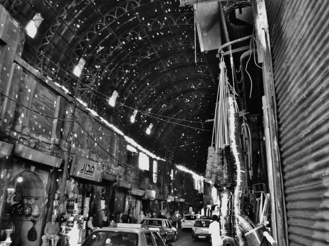 Damascus Syria August 2009