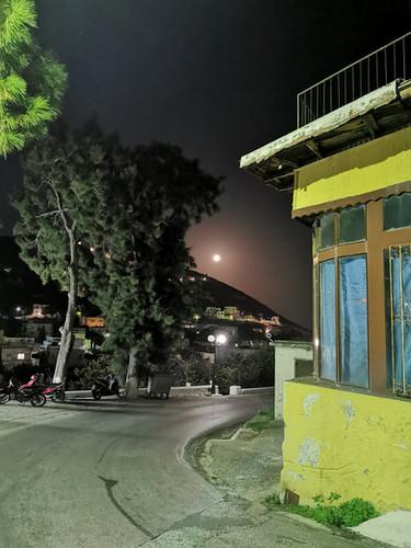Greece - Full Moon - October 2019