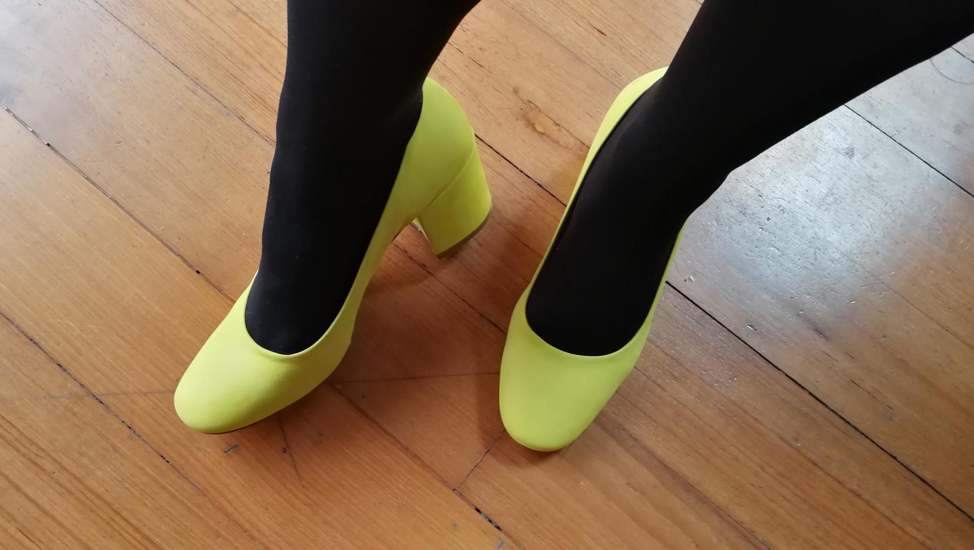 Limoncello Shoes Rome Spring 2018