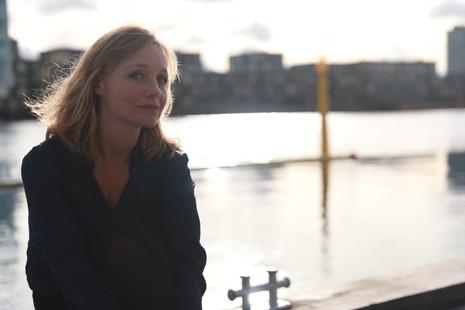 Mira Noltenius By the waterfront Nov. 2017 Photography by Kristoffer Noltenius Kofod