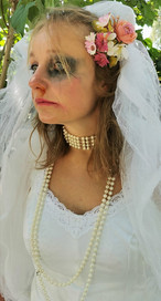 The Wedding-Magazine, Theatre Monologue as the Bride Lilly - premiere oct. 2020