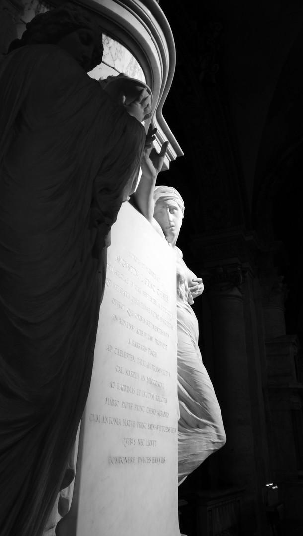 Sculpture Rome Feb. 2018