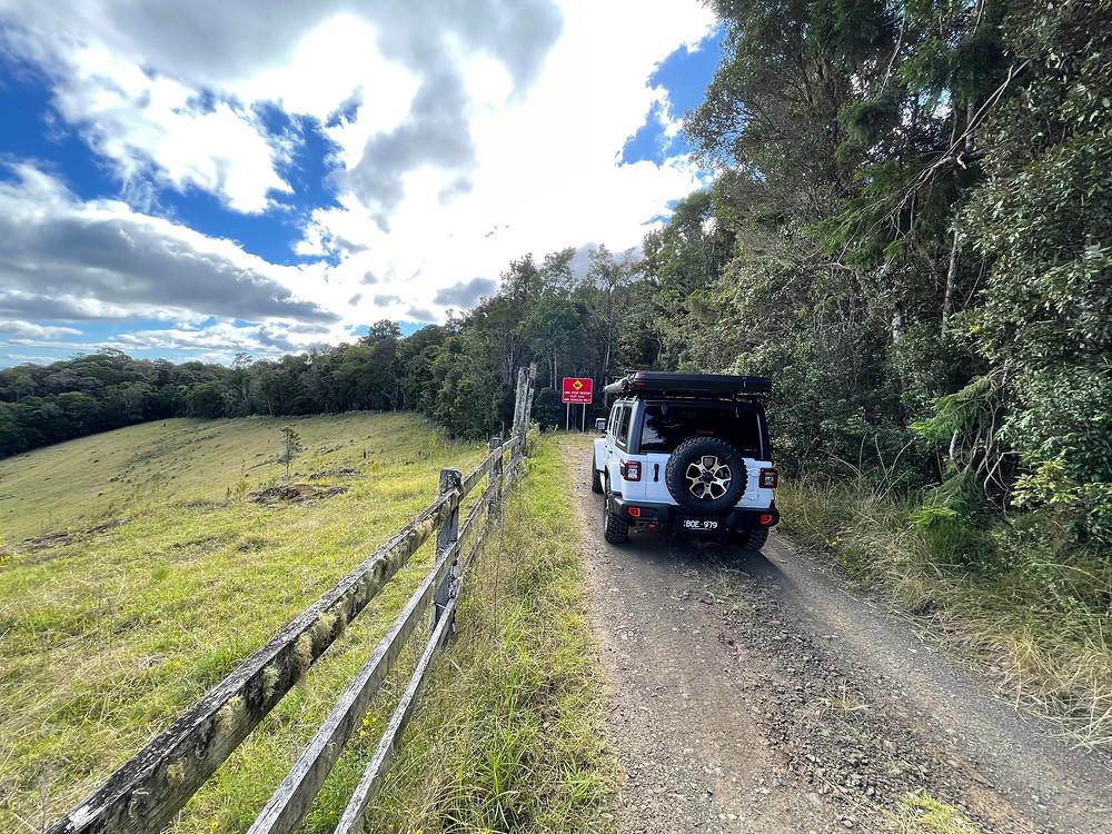Lamington National Park Queensland