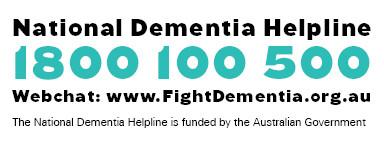 Dementia Helpline Phone Number