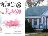 Reading at Shelter Island Public Library