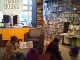 Reading at Indy Reads Books