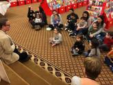 Reading at Preschool,  Livingston, NJ