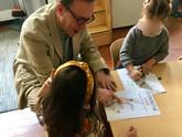 Reading at Barrow Street Nursery School