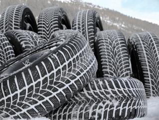 Arriva l'estate dove metto i pneumatici invernali?