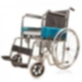 wheelchair with commode on rent-prime he