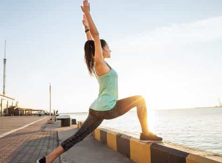 The best form of exercise to burn fat