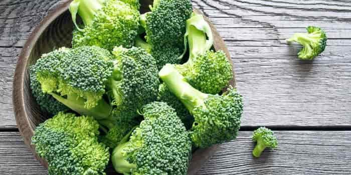Brocolli for health