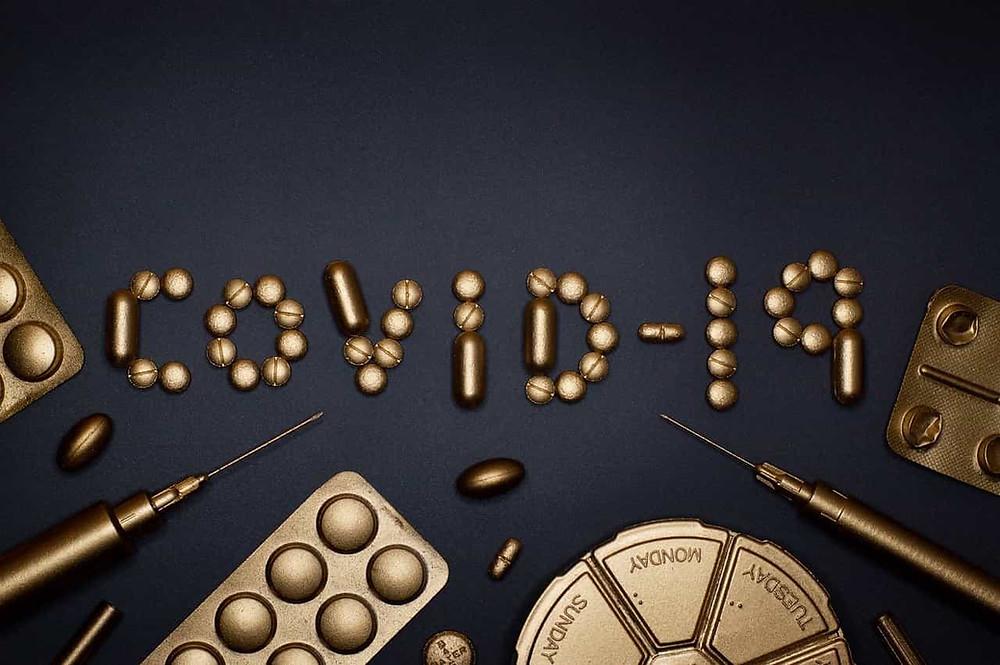 Coronavirus chemistry