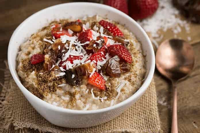 Oat Meal for fitness