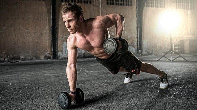 Exercise for men health
