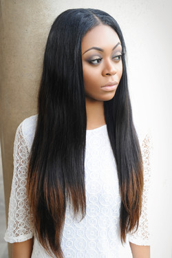 Brazilian Straight Locks