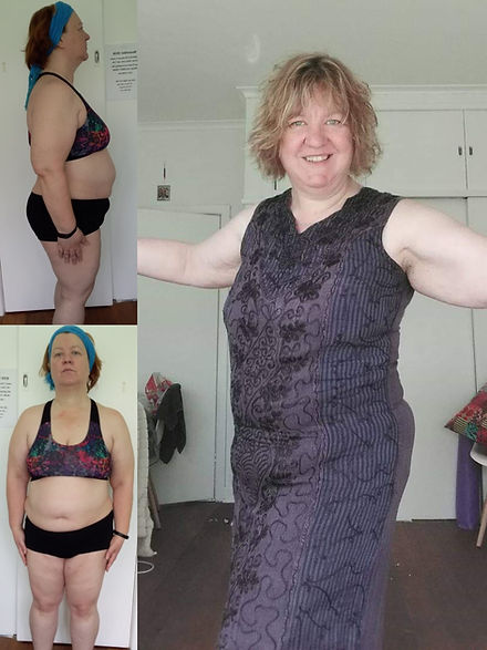 Tracey Webster Transformation
