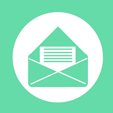 Mail Icon green