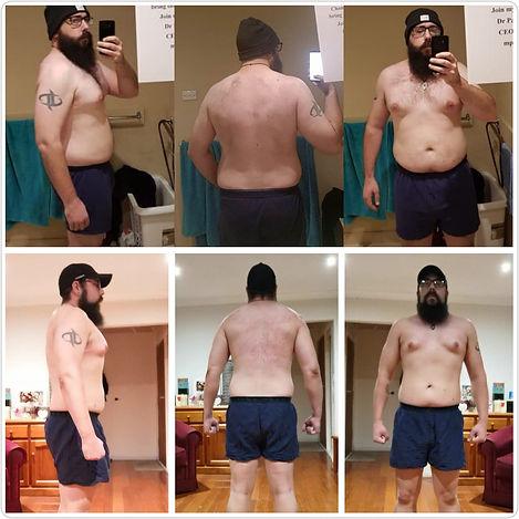 Paul Mannagh Transformation