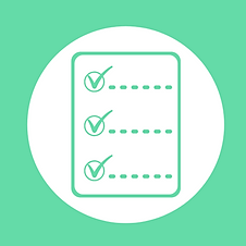 Checklist Icon green
