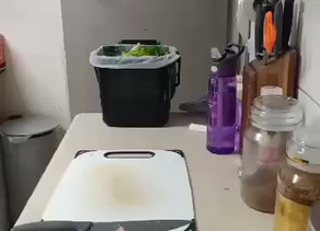 How I make veggie chop easier!
