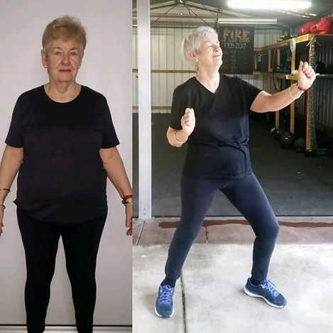 Elizabeth Ridge Transformation