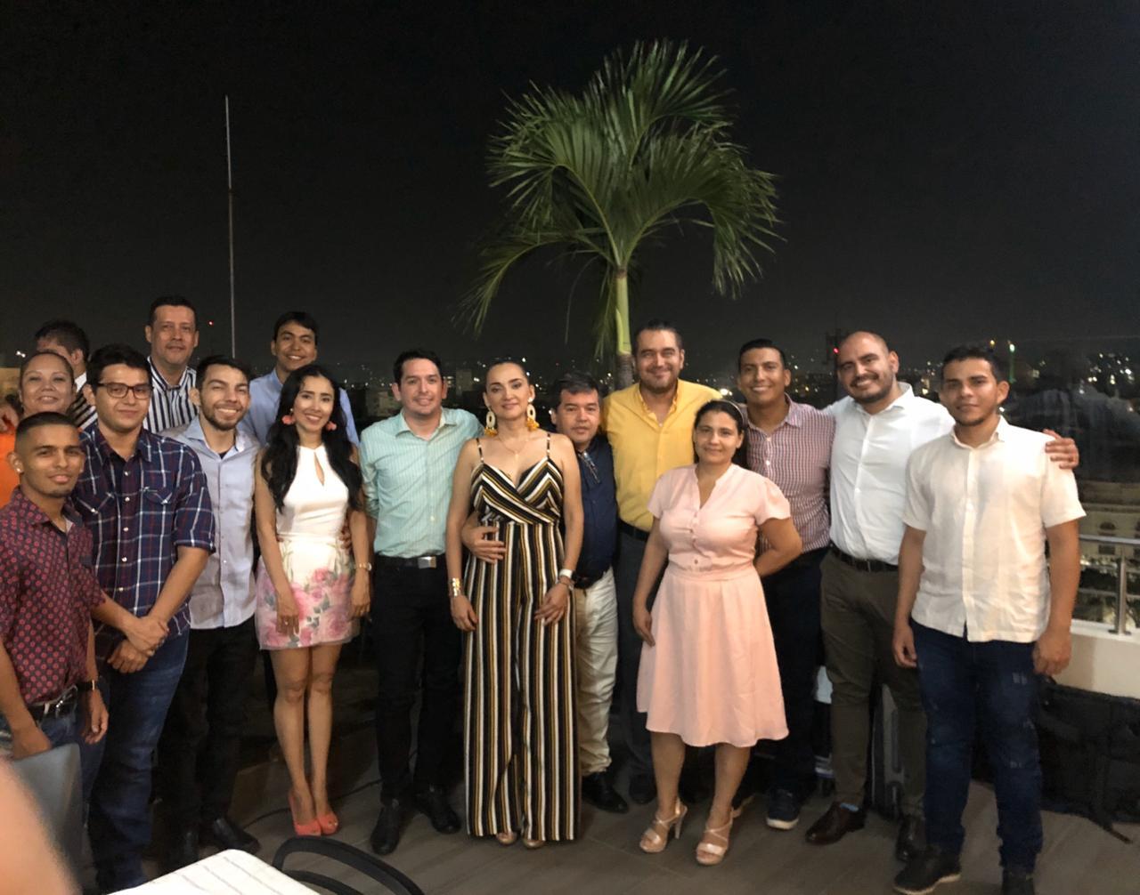 Cena fin año 2019