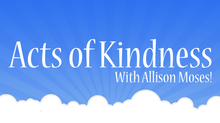 Acts of Kindness Launched!
