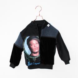 DRE PATCH WOOL Sweater