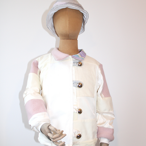 COCO BEIGE PATCH Jacke