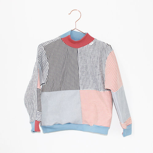 CHAOS STRIPES Sweater
