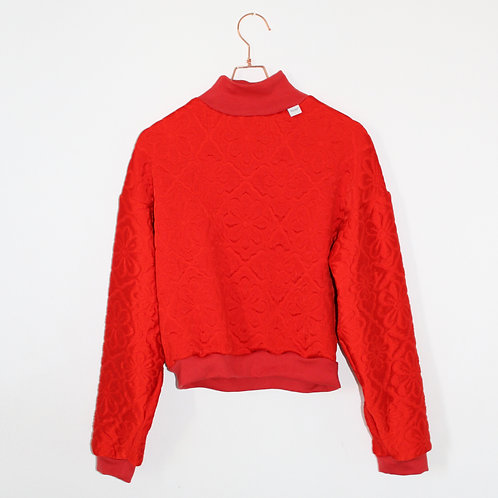 RED Rocky Sweater