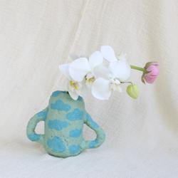 BLUE CLOUDS Vase