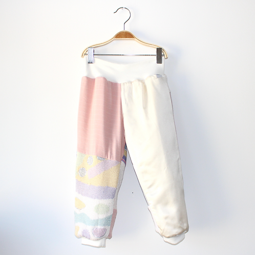 ROSE WOOL PATCH Hose