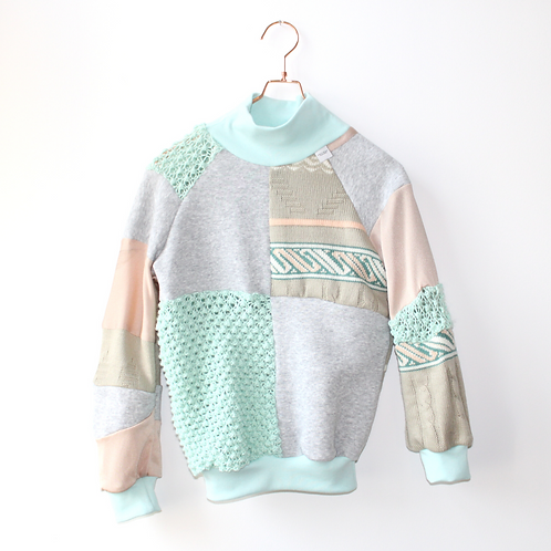 MINT SCHNAPP SWEATER